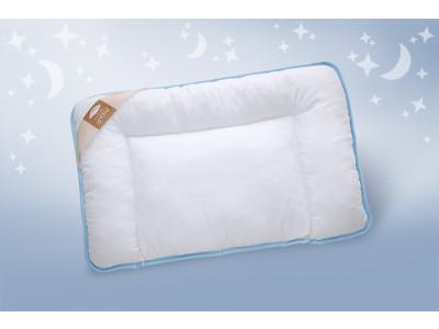 Luxusní dětský polštářek Malý princ- bavlněný satén 40 × 60 cm